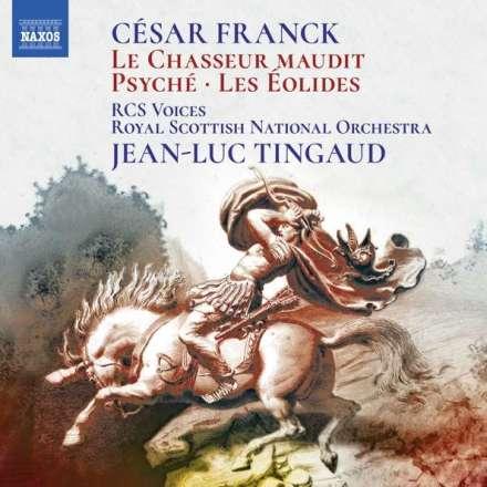 Franck: Psyché – Royal Scottish National Orchestra / Tingaud