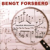 Swedish Miniatures – Bengt Forsberg