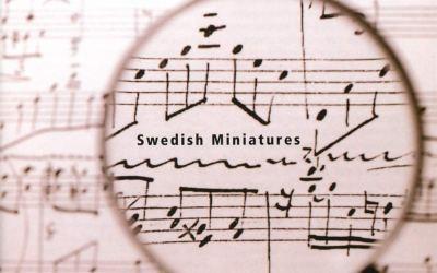 Swedish Miniatures – Bengt Forsberg