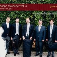 Mayseder: Kammermusik Vol. 4 – Wiener Mayseder Ensemble