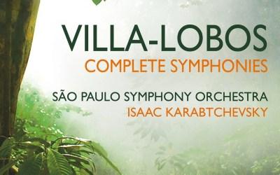 Heitor Villa-Lobos: Complete Symphonies