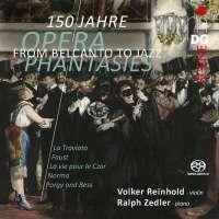 Opera Phantasies – Volker Reinhold