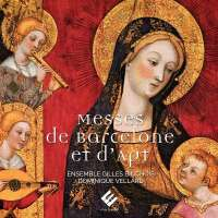Messes de Barcelone, Messe d'Apt – Ensemble Gilles Binchois