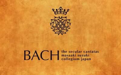 Bach / Secular Cantatas – Suzuki
