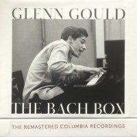 Glenn Gould / Bach-Box