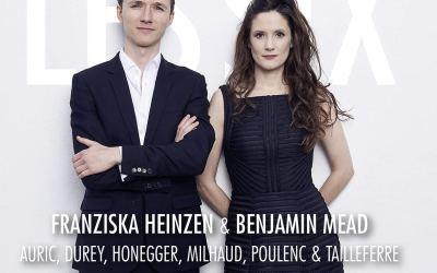 """Heinzen & Mead: """"Les Six"""""""
