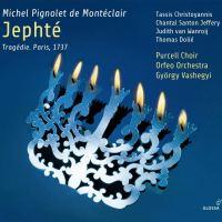 Montéclair / Jephté (1737)