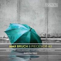 Max Bruch: Kammermusik / Philon Trio