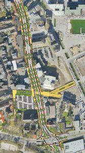 Grafik Faßstraße 3