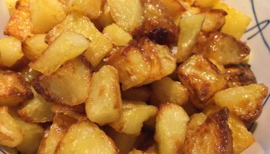 Puff kartofler
