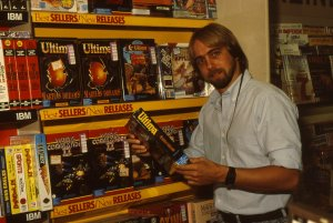 HOF software store ultima richard garriott