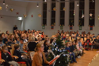 Hofdijckschool | Kerst