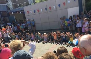 Hofdijckschool | Pleinfeest