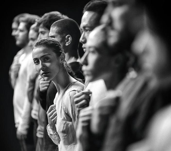 Risultati immagini per Hofesh Shechter Company - Grand Finale - Sadler's Wells Theatre