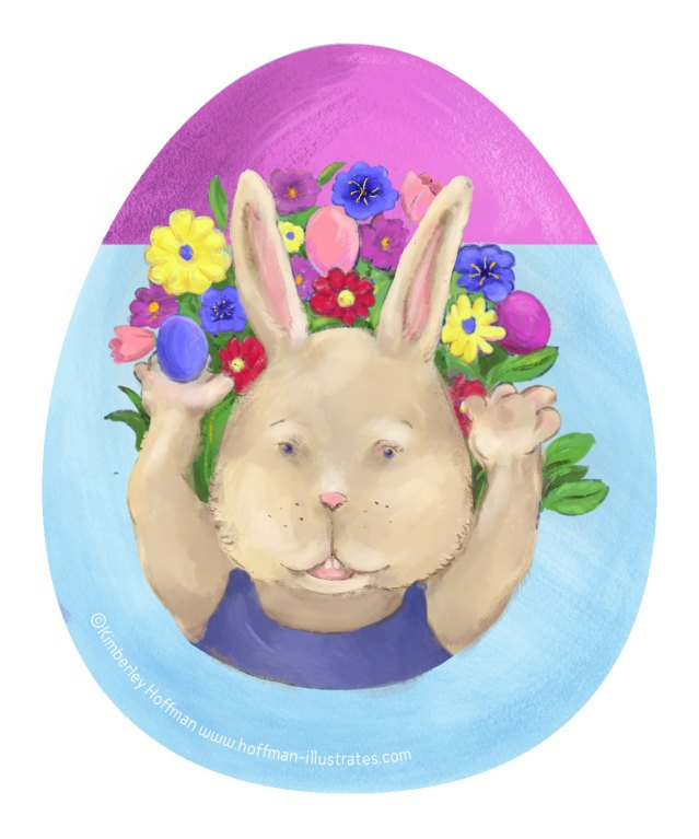 This little Easter bunny will bring you lots of joy and a freebie from my site if you act soon.