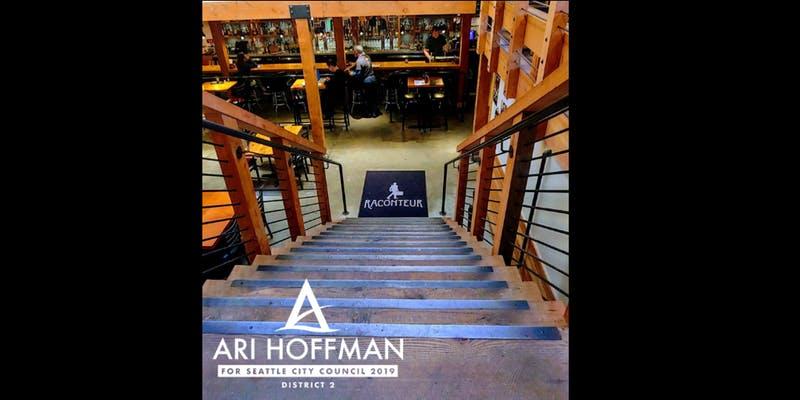 Hoffman Happy Hour