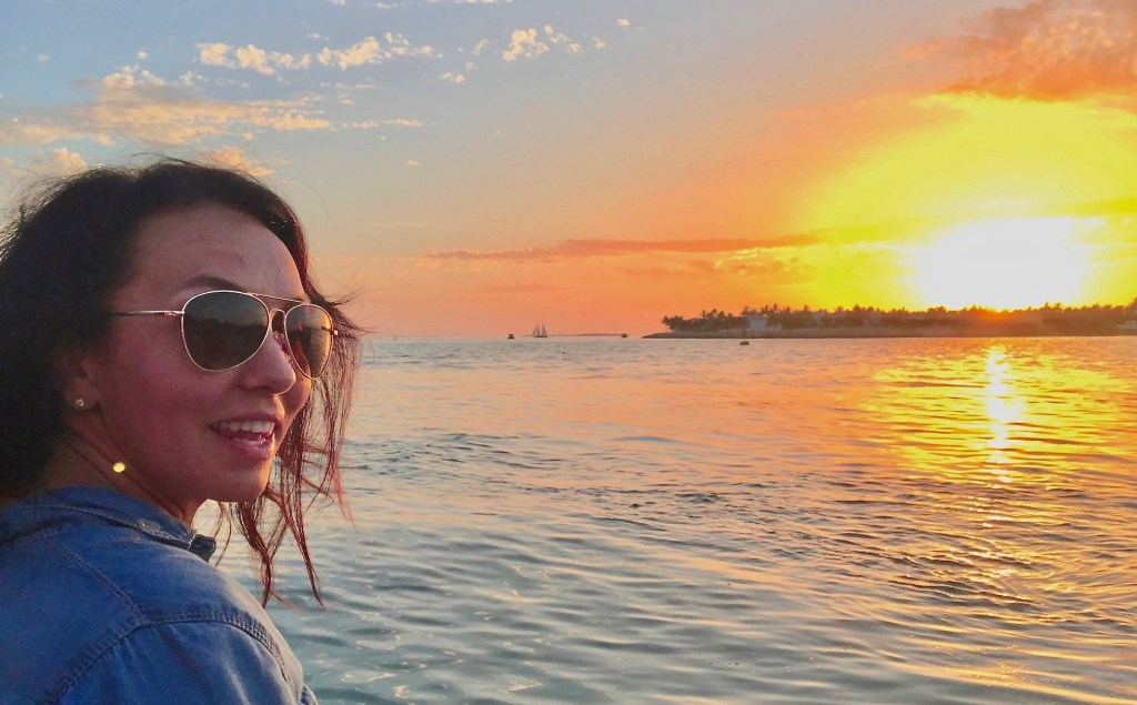 Sunsets at Mallory Square on Key West