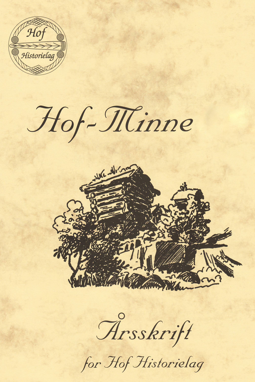Hof-Minne, forside