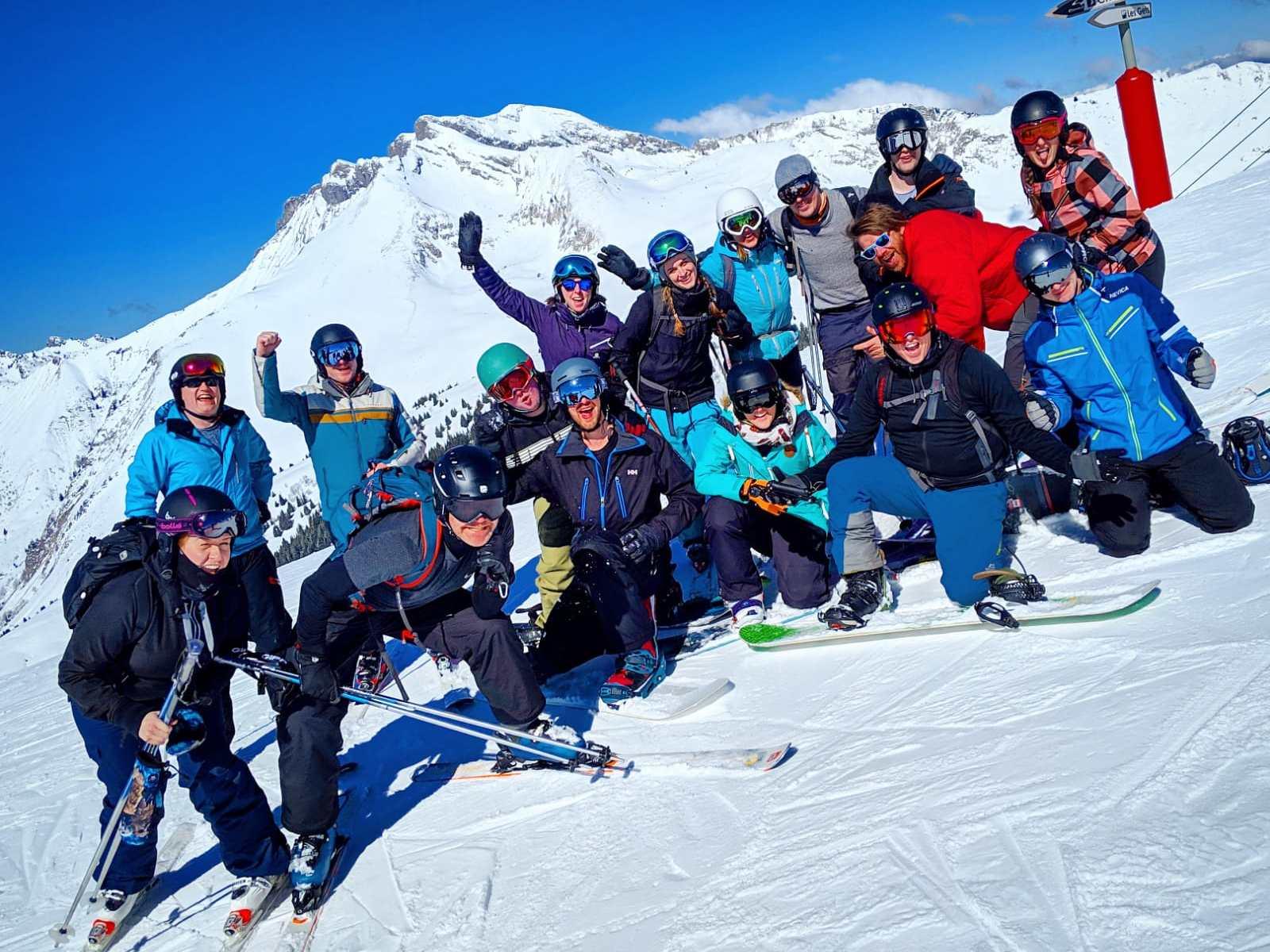 singles ski holidays