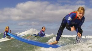 learn to surf uk