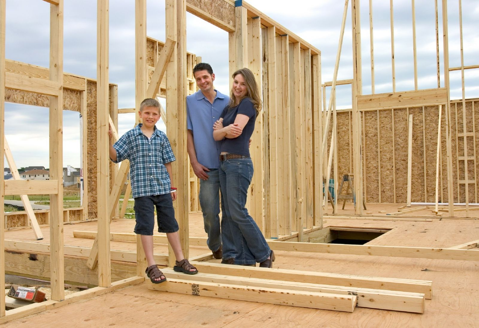 New-Home Construction And Buyer Representation