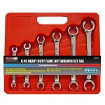 Steel Flare Nut Wrenches