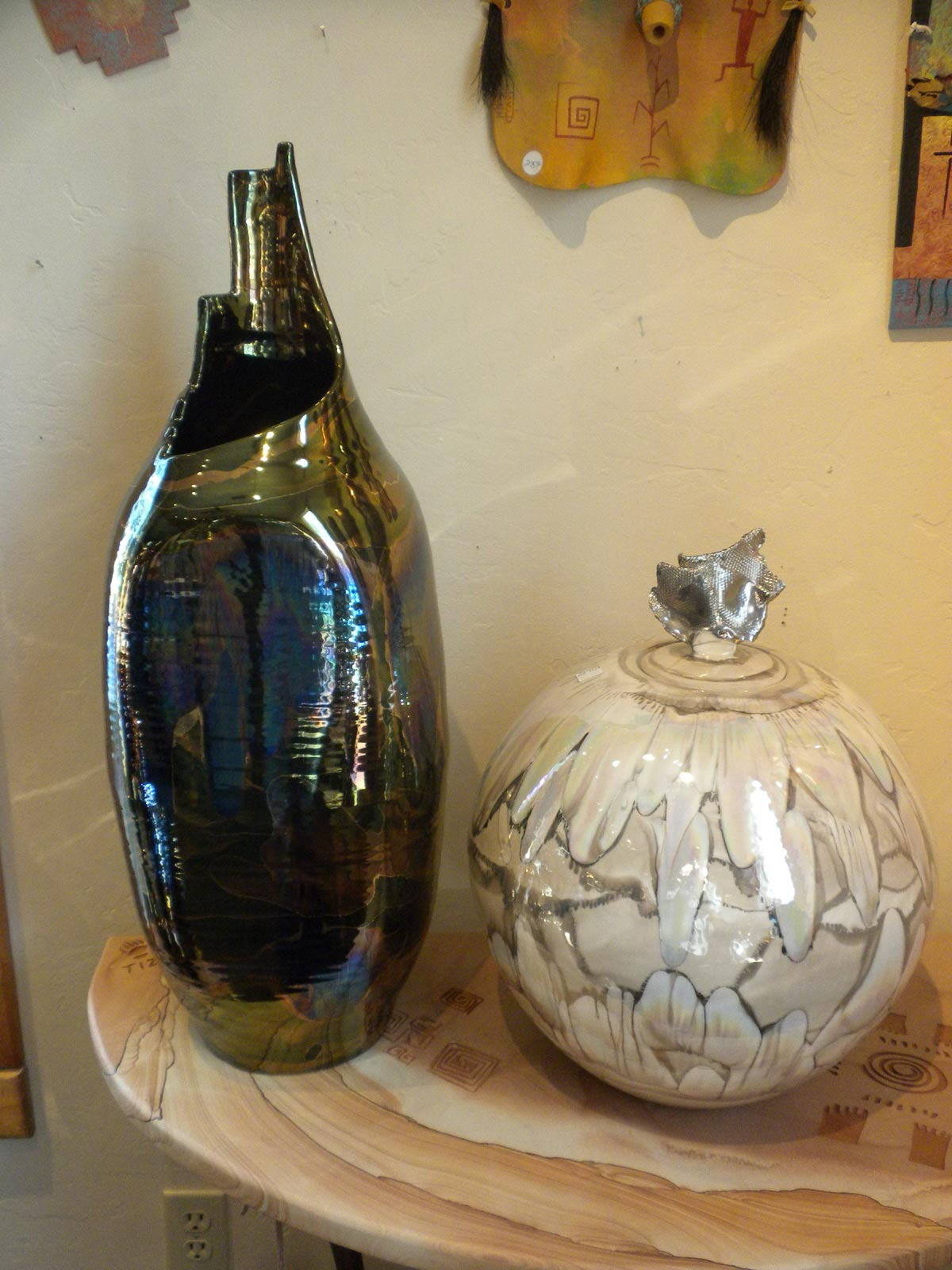 Pottery By Bruce Fairman Hogan Trading Company