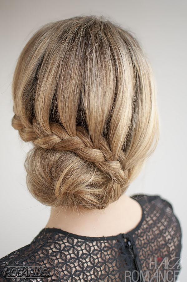 5 Stylish Braid Buns to Try This Wedding Season