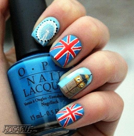 10 unique ideas of line nail designs nail art designs ideas london nail art design prinsesfo Images