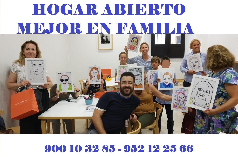 Hogar Abierto celebra el Día de la Familia