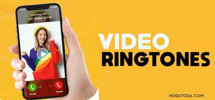love video ringtone upcoming call