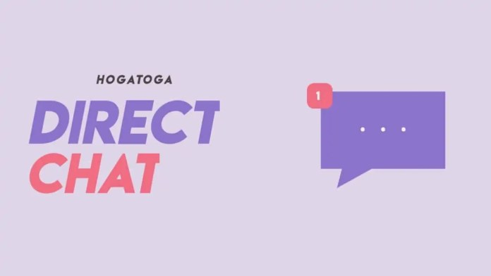 Direct Chat App Download