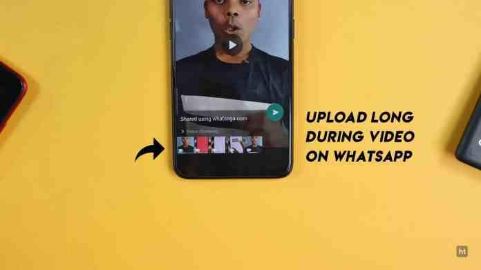 Set long video status