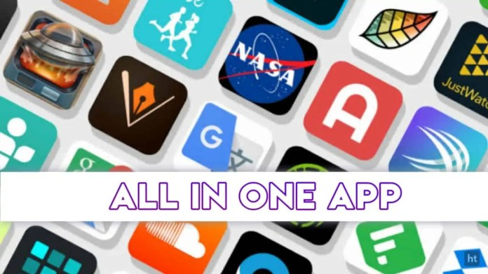 All in one android app