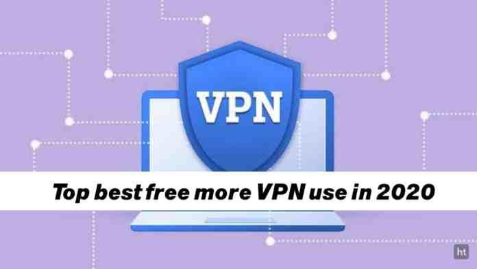 use free VPN
