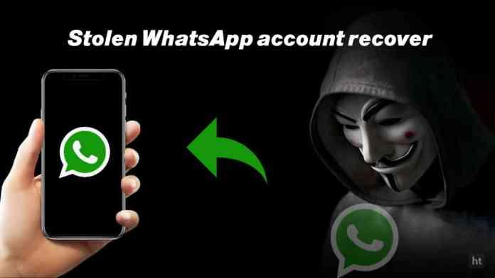 Recover Stolen WhatsApp account