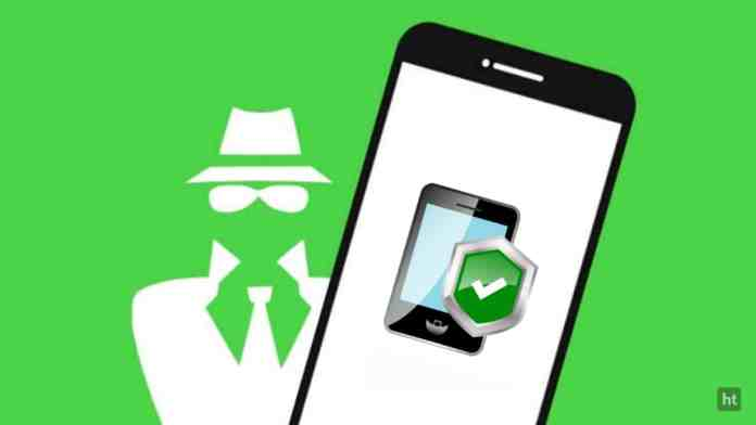 Identify Spying app in your phone
