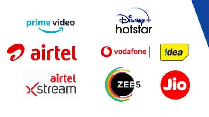 Airtel OTT offers