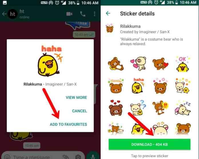 whatsapp sticker packs