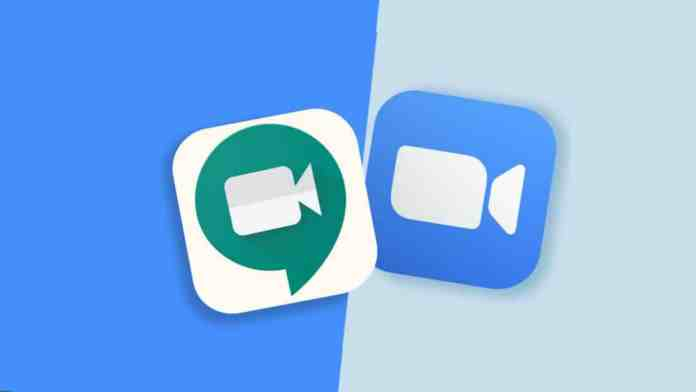Google merge Duo and Meet