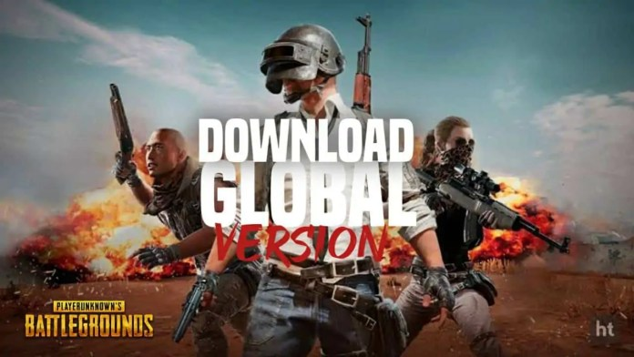 Download PUBG global version