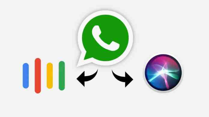 Send audio on WhatsApp without touching