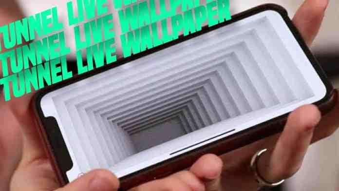 Tunnel Live Wallpaper