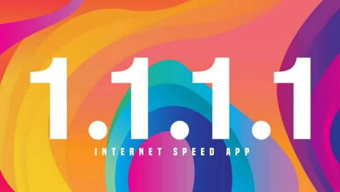 1.1.1.1 Faster & Safer Internet app