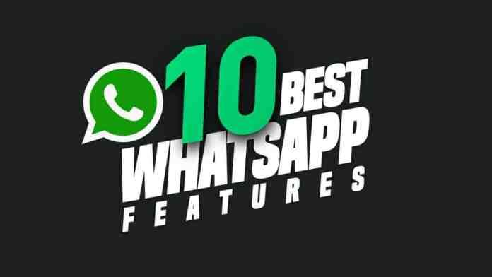 Top 10 best WhatsApp features in 2020