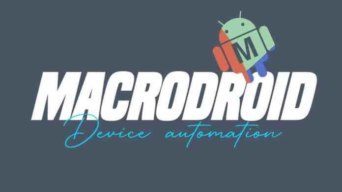 MacroDroid - Device Automation app
