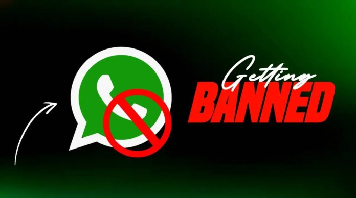 WhatsApp users are getting banned on app