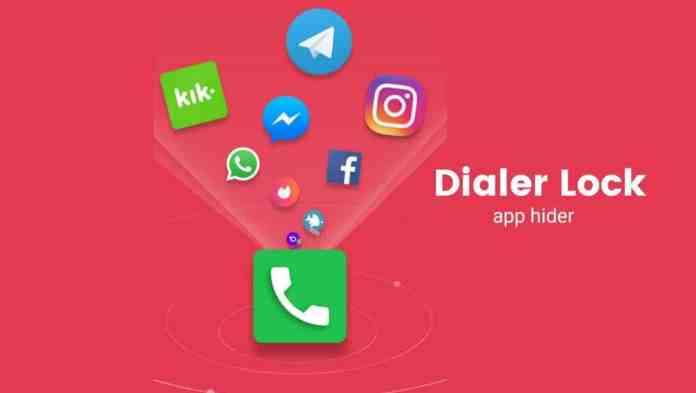 Dialer Lock - App Hider