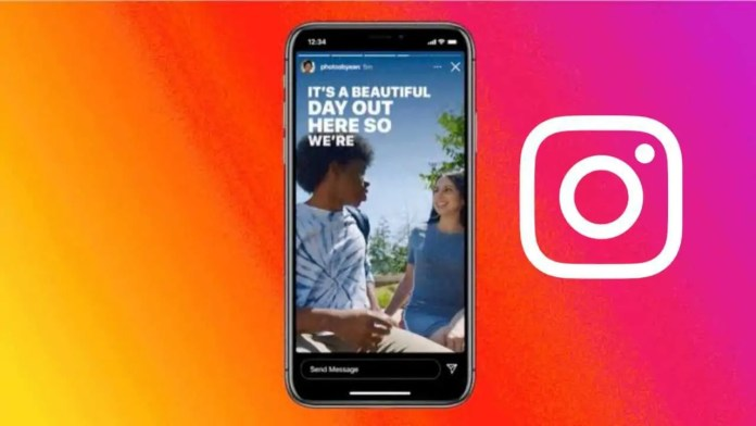 Instagram Testing New Auto Caption