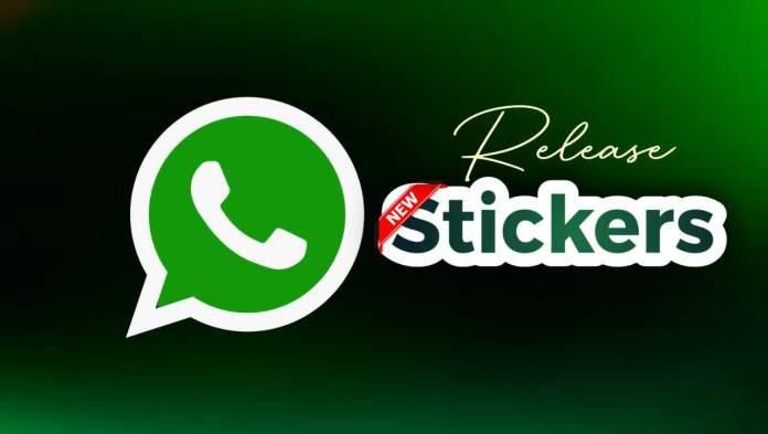 WhatsApp 6 New Sticker Packs